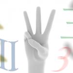 「3」は魔法の数字? ビジネスでも役立つ、神秘の自然律
